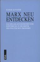 Marx Neu Entdecken PDF