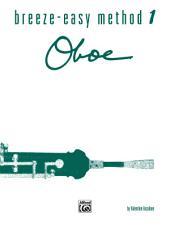 Breeze-Easy Method for Oboe, Book 1