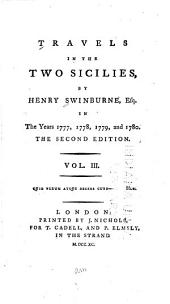 Travels in the Two Sicilies in the Years 1777, 1778, 1779, and 1780: Volume 3