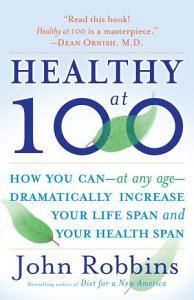Healthy at 100 Book