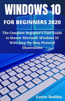 Windows for Beginners 2020 PDF