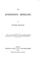 The Enterprising Impresario PDF