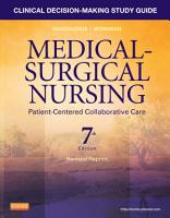 Clinical Decision Making Study Guide for Medical Surgical Nursing   Revised Reprint PDF