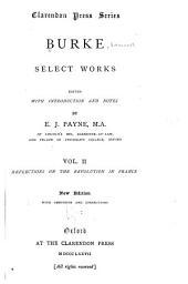 Burke: Select Works