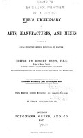 Ures   Dictionary of Arts  Manufactures and Mines PDF