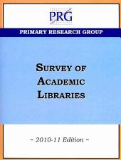 The Survey of Academic Libraries