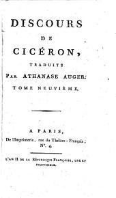 De La Constitution Des Romains Sous Les Rois Et Aux Tems De La République: Volume9