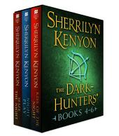 The Dark-Hunters, Books 4-6: (Kiss of the Night, Night Play, Seize the Night)