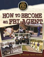 How to Become an FBI Agent PDF