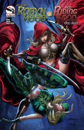 Robyn Hood vs. Red Riding Hood One Shot
