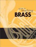 Guide To Teaching Brass Book PDF
