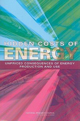 Hidden Costs of Energy PDF