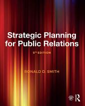Strategic Planning for Public Relations: Edition 5