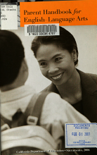 Parent Handbook for English language Arts PDF