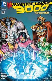 Justice League 3000 (2013-) #11