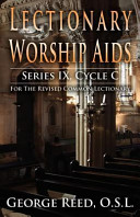 Lectionary Worship Aids  Series Ix  Cycle C PDF