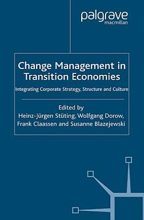 Change Management in Transition Economies PDF