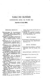 Annales de gynecologie et d'obstetrique: Volumes 41-42