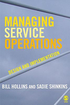 Managing Service Operations PDF