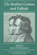 The Brothers Grimm and Folktale