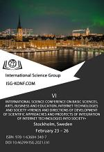 Trends and directions of development of scientific approaches and prospects of integration of Internet technologies into society