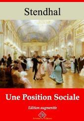 Une position sociale: Nouvelle édition augmentée