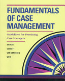 Fundamentals of Case Management Book