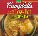 Campbell s Low Fat Cooking PDF