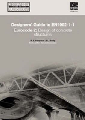 Designers Guide To En 1992 1 1 And En 1992 1 2 Eurocode 2 Design Of Concrete Structures