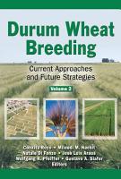 Durum Wheat Breeding PDF
