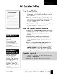 Tiered Geometry Assignment Kids Just Want To Play Book PDF