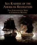 Sea Raiders of the American Revolution