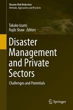 Disaster Management and Private Sectors PDF