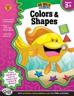 Colors & Shapes, Ages 3 - 5