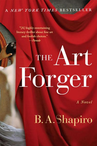 Download The Art Forger Book