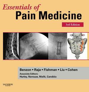 Essentials of Pain Medicine E-book