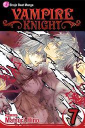 Vampire Knight: Volume 7