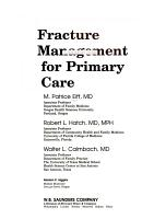 Fracture Management for Primary Care PDF