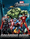 Marvel Avengers Coloring Book Book PDF