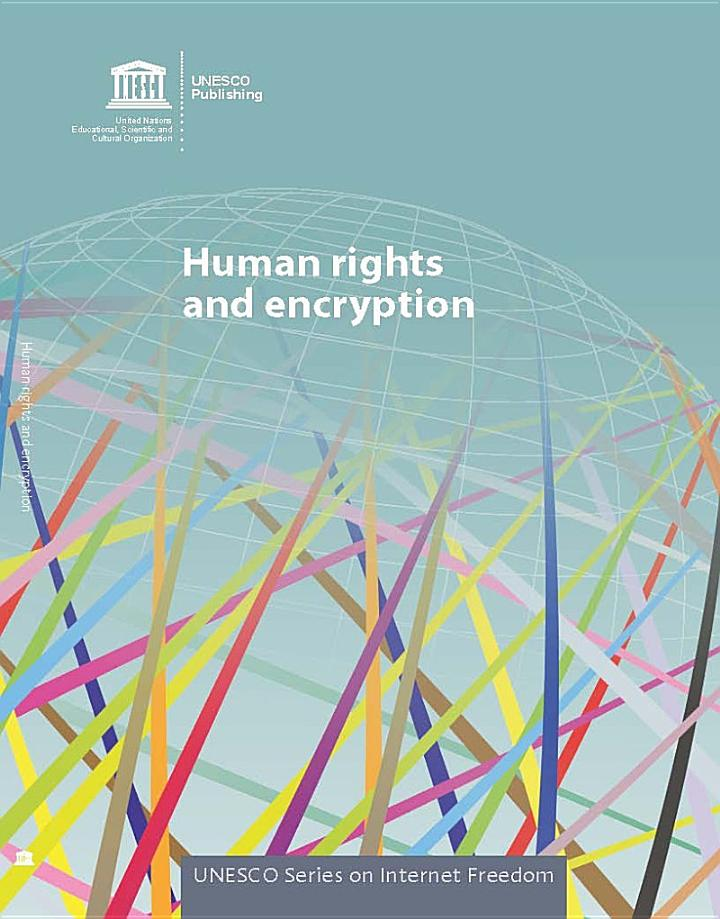 Human rights and encryption