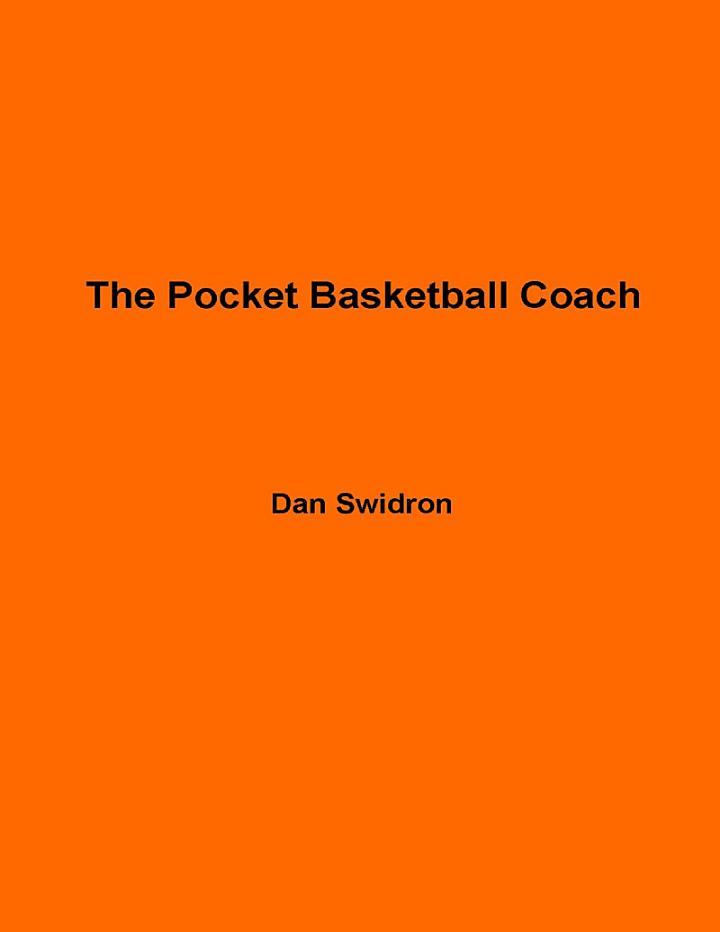 The Pocket Basketball Coach