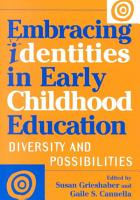 Embracing Identities in Early Childhood Education PDF