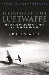 Last Flight of the Luftwaffe