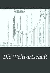 Die Weltwirtschaft: ein Jahr- und Lesebuch, Band 1