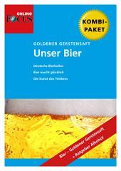 Kombipaket Bier- und Alkohol-Ratgeber: Zwei Ratgeber zum Sparpreis