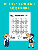 My Word Search Puzzle Books For Kids
