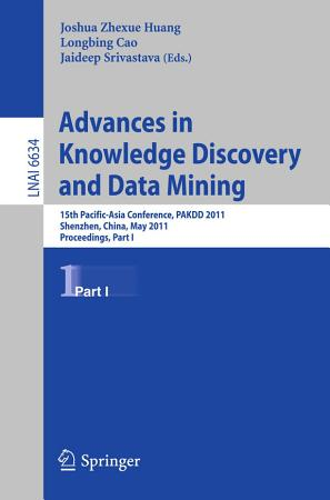 Advances in Knowledge Discovery and Data Mining PDF