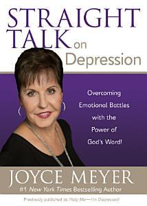 Straight Talk on Depression PDF