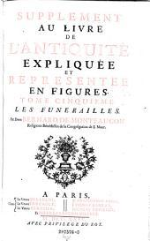 L'Antiquite expliquee et representee en figures ... 2. ed., revue et corrigee. - Paris, Delaulne 1722-1724