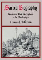 Sacred Biography PDF